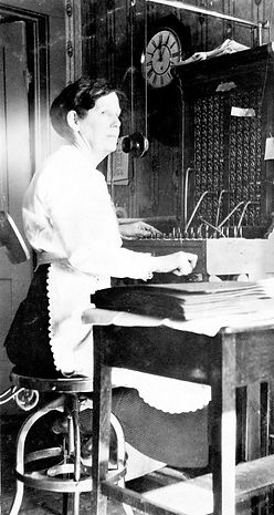 22) Early telephone operator.jpg
