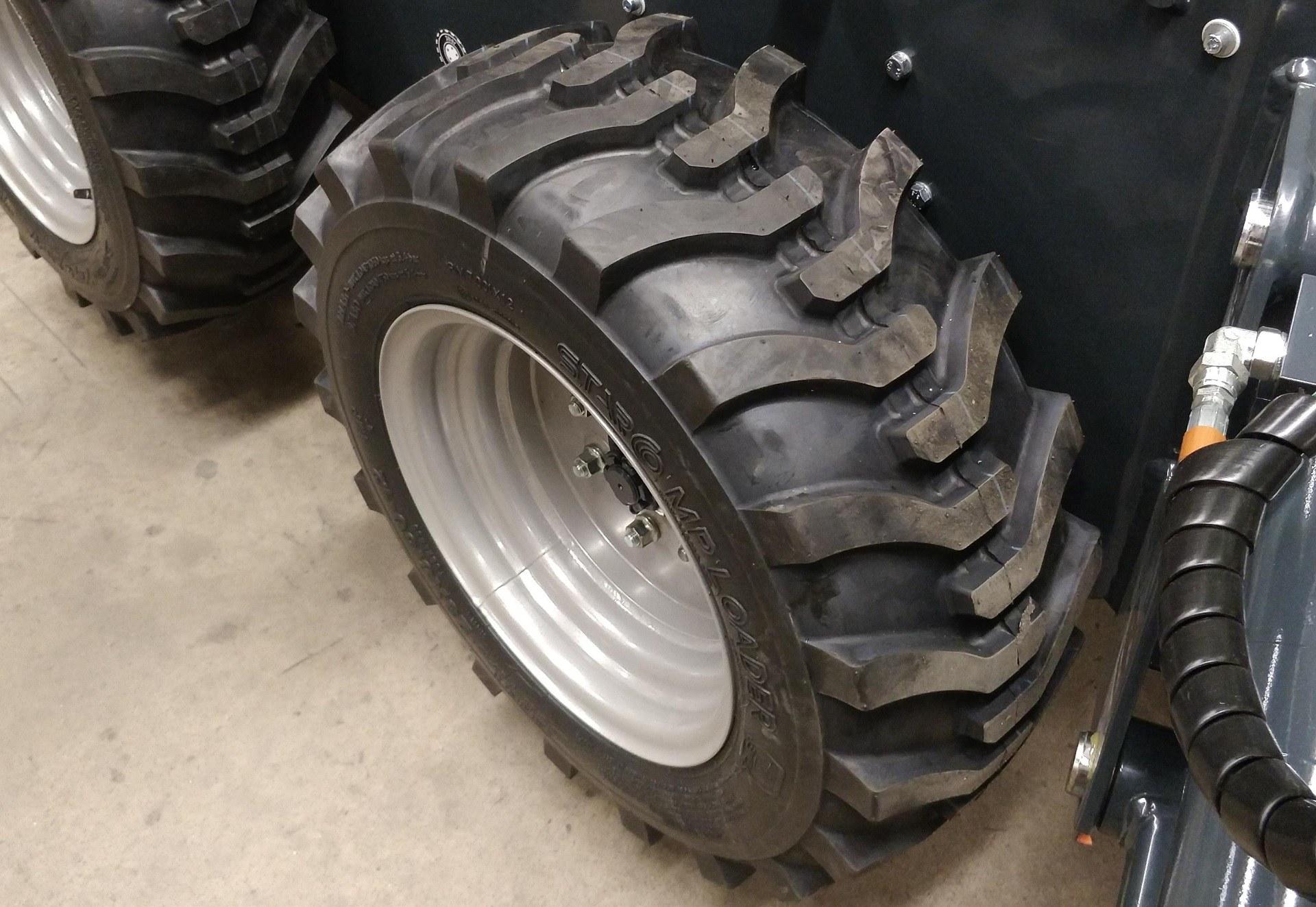 roue agraire nacelle araignée L135 neo