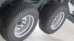 135 NEO grass tyres