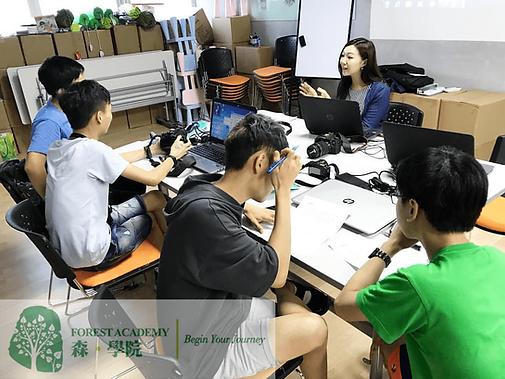 DJ, 電台主持課程, Forest Academy -image03