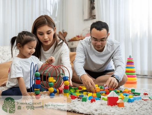 兒童心理學課程, 兒童說話技巧, Forest Academy -image09