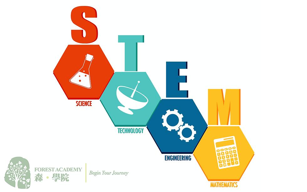 STEM 教材, STEM 比賽, Forest Academy 森 ‧ 學院 -image01