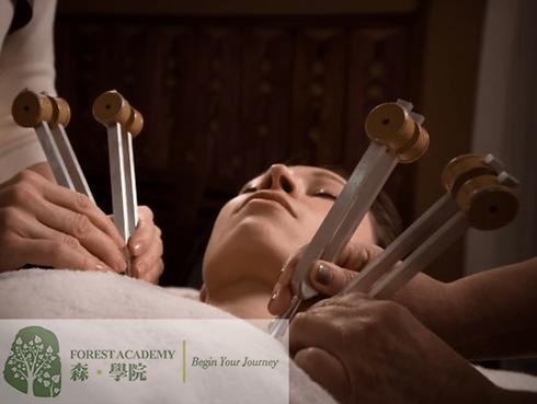 音叉治療, 音叉治療課程, Forest Academy 森 · 學院 -image09