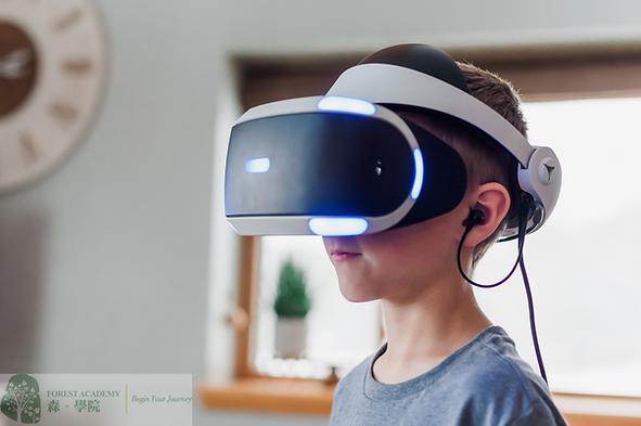 STEM 活動, VR課程, FOREST ACADEMY 森· 學院AR VR 課程 -image01