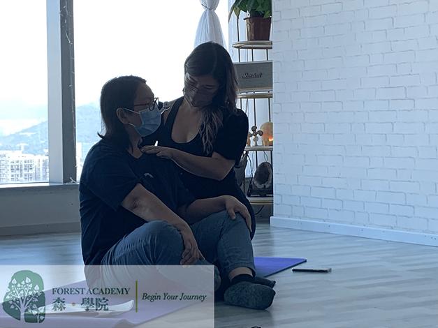音叉治療, 音叉治療課程, Forest Academy 森 · 學院 -image04