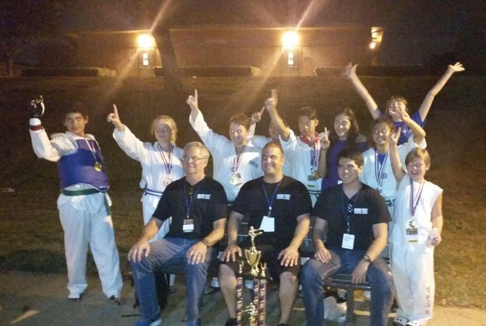 2015 Califorina Open Taekwondo Championships