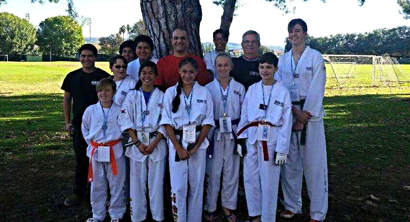 California Open Taekwondo Champ.s