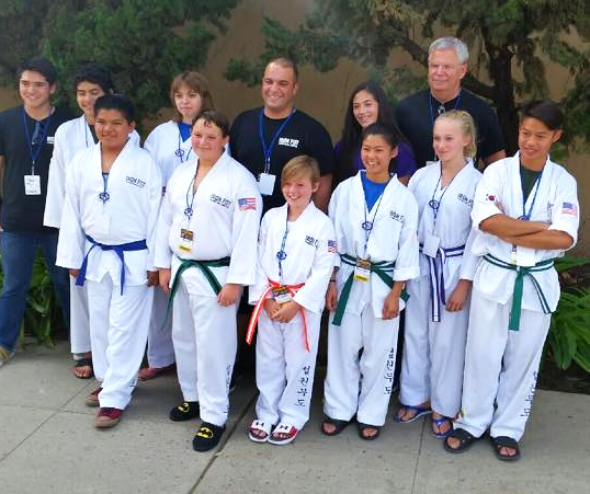 California Taekwondo Open