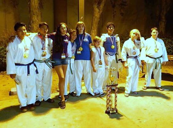 2015 California Taekwondo Open Championships