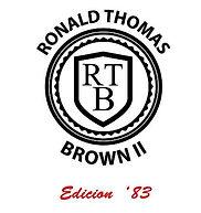 Ronald Thomas Brown Cigas
