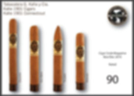 Kafie 1901 Connecticut Cigars