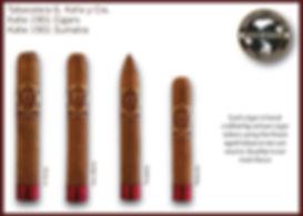Kafie 1901 Sumatra Cigars