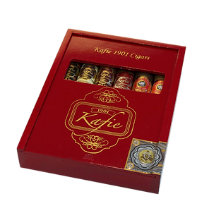 Kafie 1901 Six Cigar Sampler