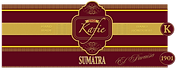 Kafie 1901 Sumatra Cigar Band
