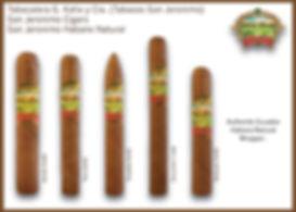 San Jeronimo Habano Natural Cigars