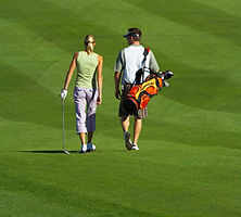Golf Course cleaning