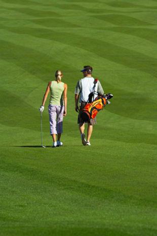 Golfen in Schlesig Holstein