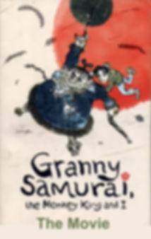Granny Samurai