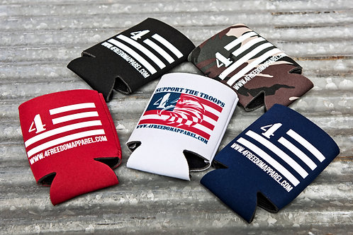 3 Pack of Freedom Koozies