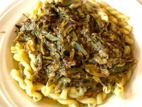 Great Bowls of Pasta: Gargiulo's Fusilli Carciofi