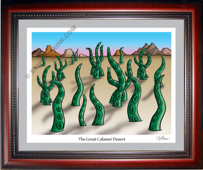 Calamari Desert