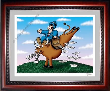 Bull Market Rider