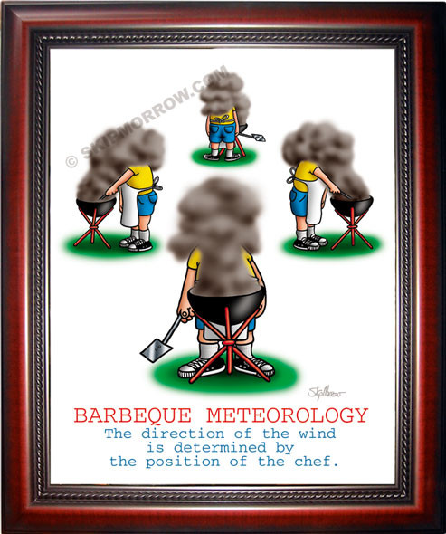 Barbeque Meteorology