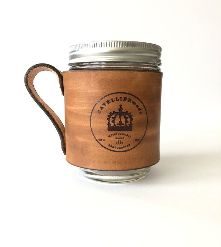 Palmer Java Brown Mug