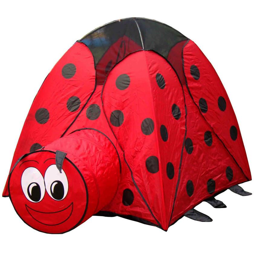 Ladybug tent/tunnel
