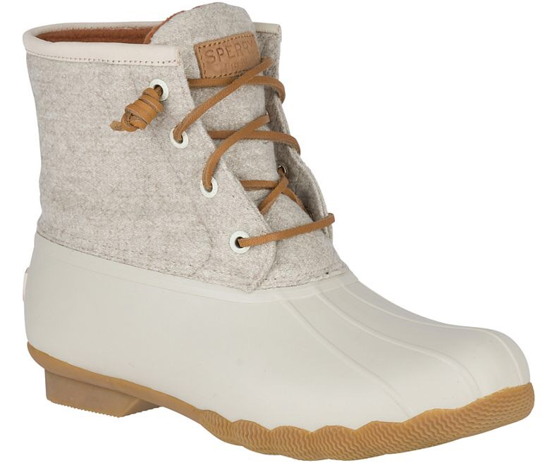 Sperry boots for the entire family