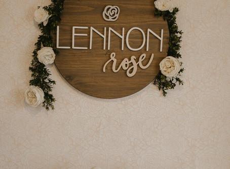 LENNON'S ROOM