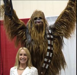 Miss you Chewie