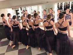 Class Act Dance Ballet