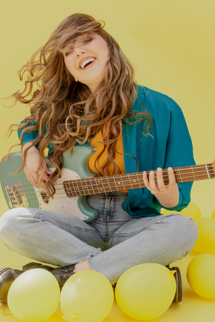 Heather Youmans - Bassist
