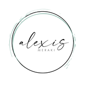 Alexis Meraki Logo TRANSPARENT BACKGROUN