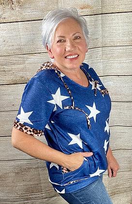 Betsie Star Hoodie