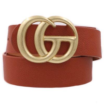 CG Belt Brown