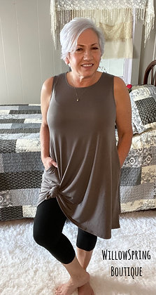 Codi Tunic Grey