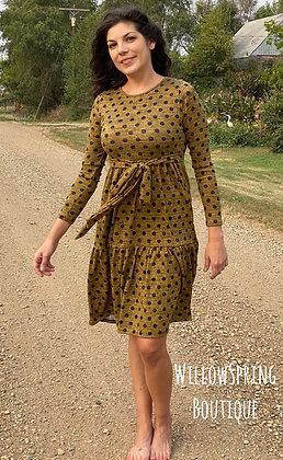 Jessa Dot Dress