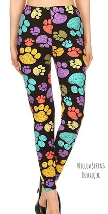 Perfectly Pawsome Leggings