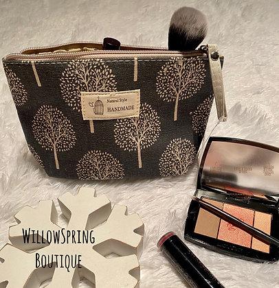 Makeup Bag Charcoal