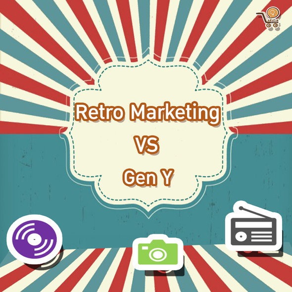Retro Marketing vs Gen Y