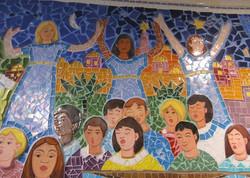 10. Rashi Mosaic_ Jerusalem dancers