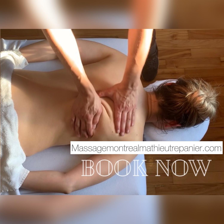 Massage Suédois: 60minutes