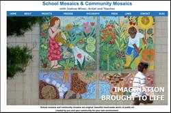 School Mosaics and Community Mosaics