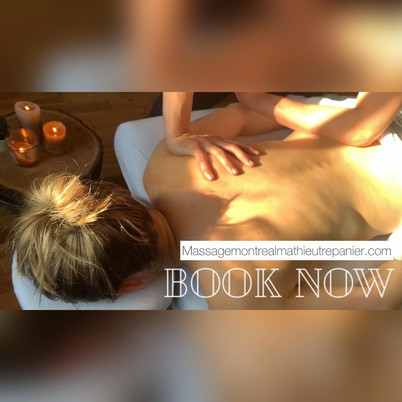 Massage Suédois 120min