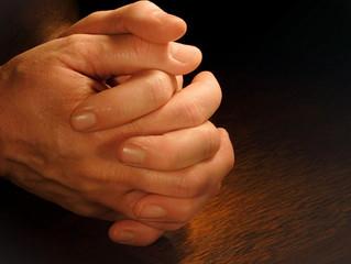 YOU talk to God! Prayer