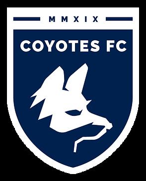 Coyotes FC Crest
