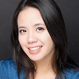 Summer Dawn Reyes, an Asian/Hispanic woman with long dark hair