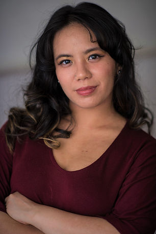 Summer Dawn Reyes headshot. Joey Sbarro